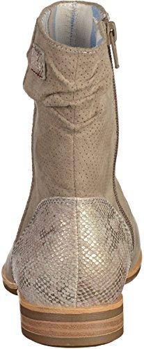 s.Oliver 5-25304-38 Damen Stiefelette Grau(Pepper)