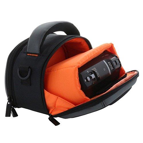 Tasche/Hardcase für Camcorder passend für Panasonic HC V180 V380 V777 - Sony HDR CX240E CX405