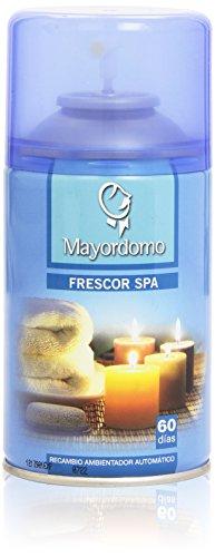 Mayordomo Automatico Deodorante per Ambienti, Spa - 250 ml