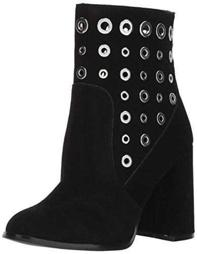 Chinese Laundry Women's Carmen Boot, Black Suede, 5 M US -