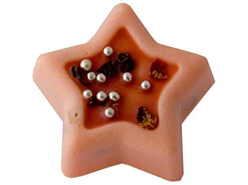 Salsacollection 55 g handgemachter Badestern Badefizzer (Salsa-messer)