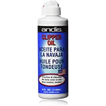 Andis Clipper Oil Dispenser Bottle, 118 ml