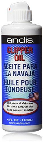 Andis Clipper Oil Dispenser Bottle, 118 ml