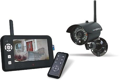 Elro Digitale Funk - Überwachungskamera CS95DVR mit Aufzeichnungsfunktion,