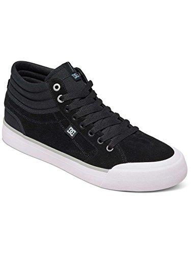 Skate shoe Men DC Evan Smith Hi S skate scarpe Black/White