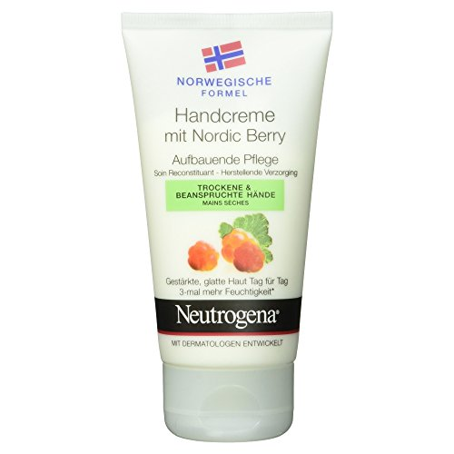 Neutrogena Handcreme mit Nordic Berry, 75 ml