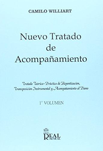 Tratado de Acompañamiento, 1° - Piano - Book