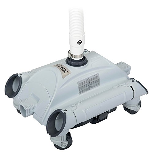Intex Bodenreiniger Auto Pool Cleaner, grau