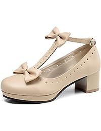 GetmorebeautyUpdate - Zapatos de tacón  mujer