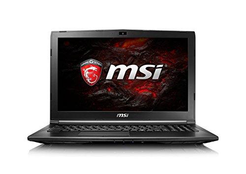 MSI GL62M 7RD-1031XES - Portátil de 15.6' FHD (Kabylake i5-7300HQ, RAM de 8 GB, HDD de 1 TB, Nvidia Geforce GTX 1050, sin sistema operativo) negro