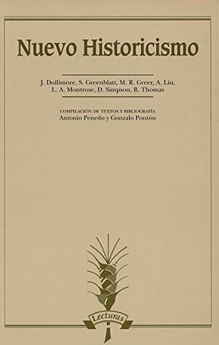 Nuevo historicismo por Jonathan . . . [et al. ] Dellimore