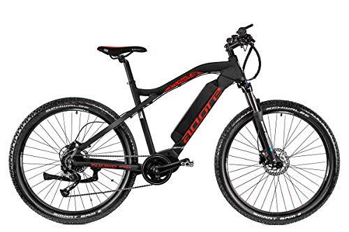 Adore Alu MTB Pedelec 27,5\' Xpose E-Bike 250Watt Li-Ion 36V/14Ah 9Gänge