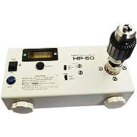 NEWTRY ZQ-10K - Medidor de maquinaria eléctrica/medidor de par de torsión de motor, dinamómetro portátil con fijación y amortiguador