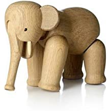 KAY Bojesen figura di legno, Legno, Marrone, 16.6x 12.3cm