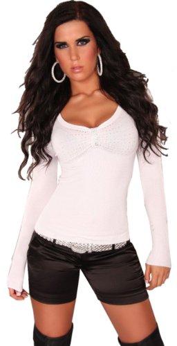 in-style-pullover-da-donna-con-scollo-a-v-e-strass-decorato-taglia-unica-32-38-bianco-40-42