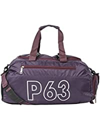 Emblem Luggage Duffel Cum Backpack 35L P-63 Wine Trolley Strolley Wheel Bag Suitcase Check In Luggage Duffle Bag