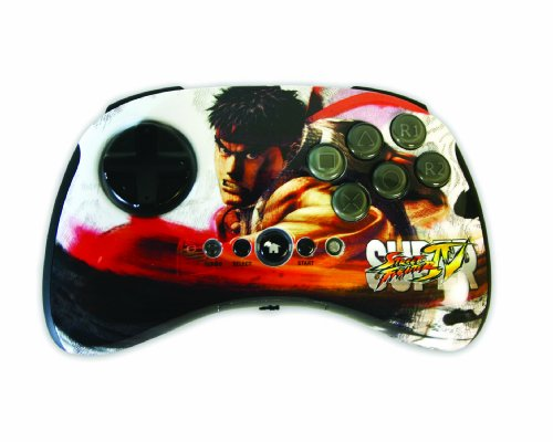 Mad Catz Super Street Fighter IV - Ryu Konsolensteuerung kompatibel Sony Playstation 3