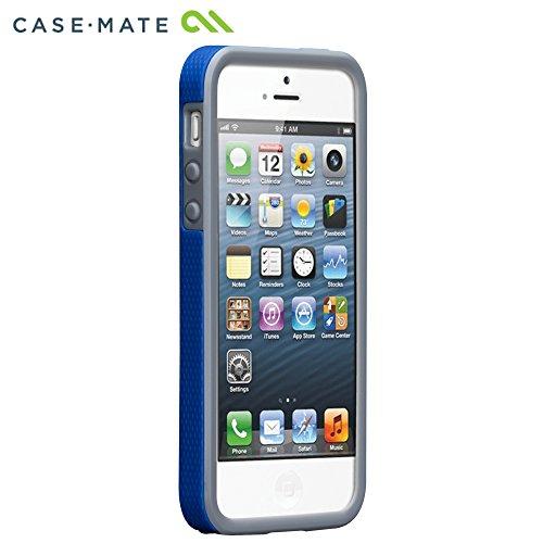 Case-Mate Tough robuste Outdoorhülle für Apple iPhone 6 weiß/grau blau