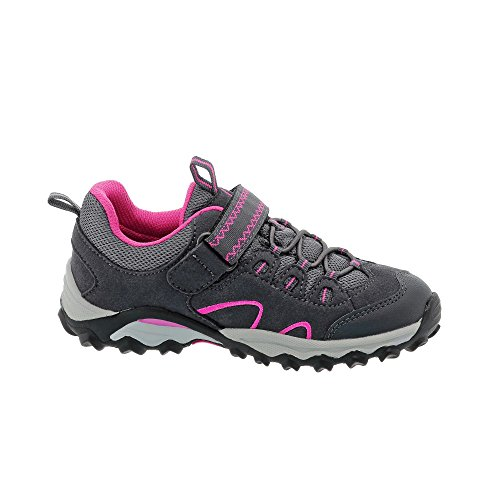 Meindl, Chaussures montantes pour Fille Anthrazit/Pink