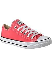Elara Unisex Sneaker   Bequeme Sportschuhe für Damen und Herren   Low top Turnschuh Textil Schuhe Chunkyrayan