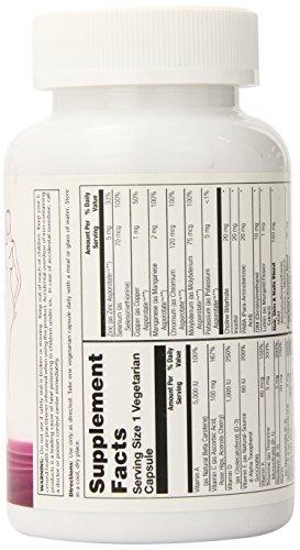 Solaray Once Daily Women Multi-Vita-Min – 90 Vegetarian Capsules