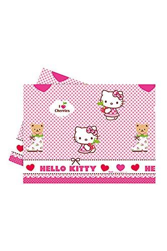 Kunststoff Tischdecke Hello Kitty (Hello Kitty-2. Geburtstag)