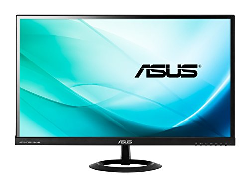- Widescreen-lcd-panel (Asus VX279H 68,6 cm (27 Zoll) Monitor (Full HD, VGA, HDMI/MHL, 5ms Reaktionszeit) schwarz)