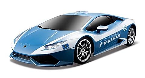 Maisto 581159 - 1:24 R/C Lamborghini Huracan Police