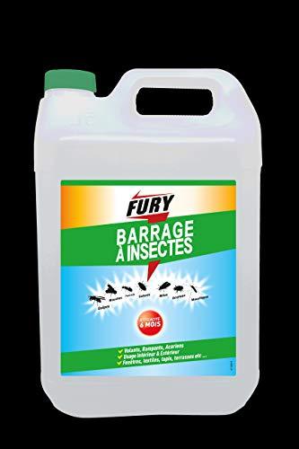 FURY - Barattolo per insetti, 5 l