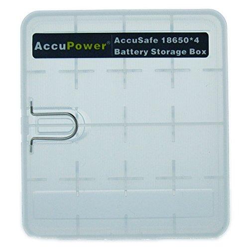 AccuPower BOX18650_4