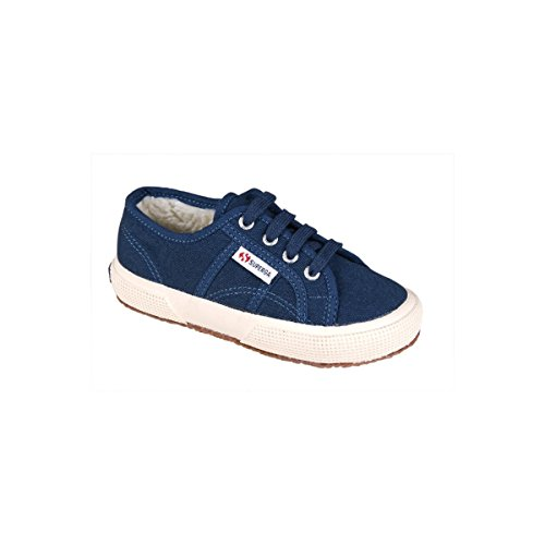 Superga 2750- COBINJ S002KL0, Baskets mode mixte enfant Dark Denim