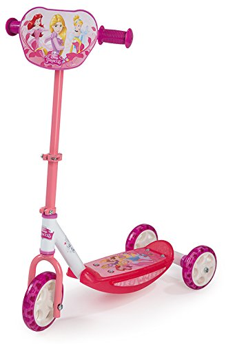 Smoby 750153Disney Princess Roller 3Räder