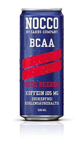 Nocco BCAA Rote Beeren