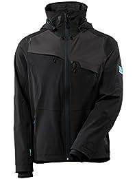 "Mascot 17001–411–0918-xs chaqueta""avanzada impermeable tamaño en negro oscuro antracita, XS"