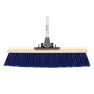 FlexSweep Unbreakable Commercial Push Broom 24