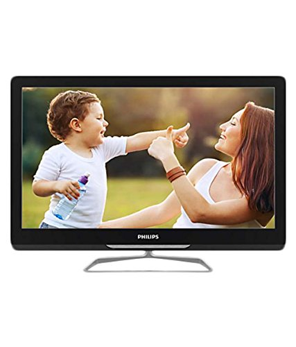 Philips 61 cm (24 inches) 24PFL3951 Full HD LED TV (Black)