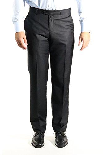 MUGA -  Pantaloni da abito  - Basic - Uomo Marrone - marrone scuro