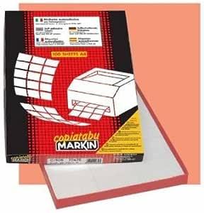 Markin 210A420 etichetta autoadesiva