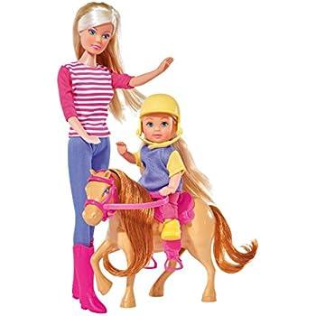 Simba 105730939 Steffi Love con Cavallo