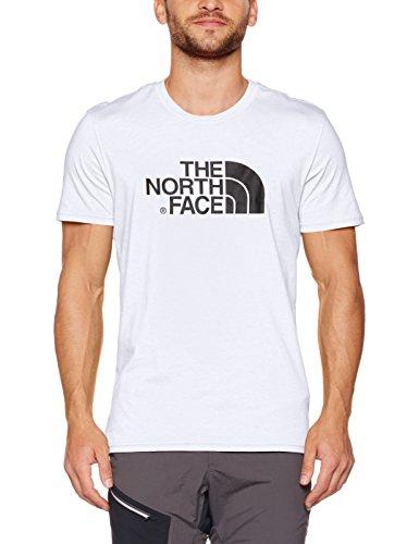 The North Face Herren T-Shirt Easy TNF White