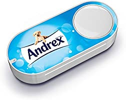 Andrex Dash Button