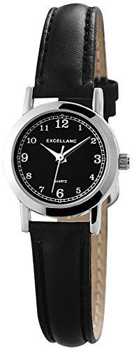 Excellanc Damen-Armbanduhr XS Analog Quarz verschiedene Materialien 190021000038