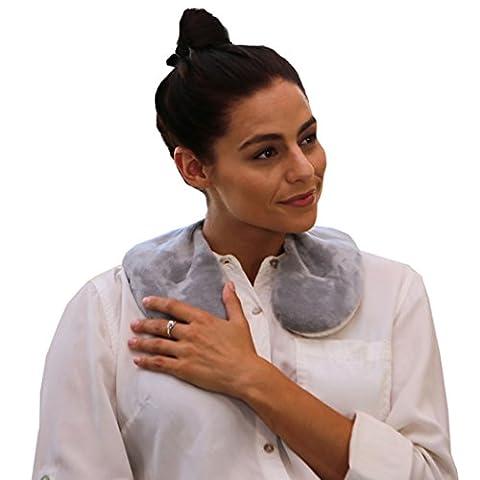 Heating Pad Solutions Hals-Buddy Entspannung Und Linderung Von Schmerzen Und Muskelkater Aromatherapie (Lavendel Duft)