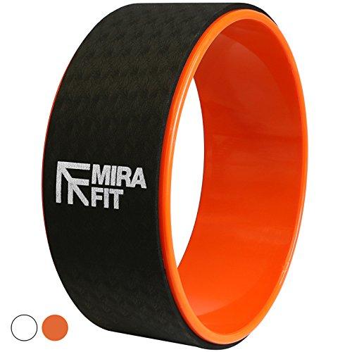 MiraFit - Yogarad-Trainingshilfe - zur Verbesserung von Beweglichkeit & Balance