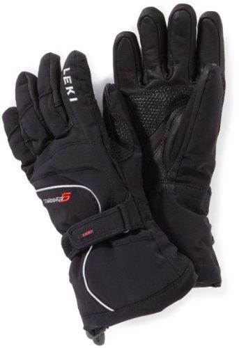 LEKI Uni Skihandschuhe Core S, black, 9.5, 635-80553