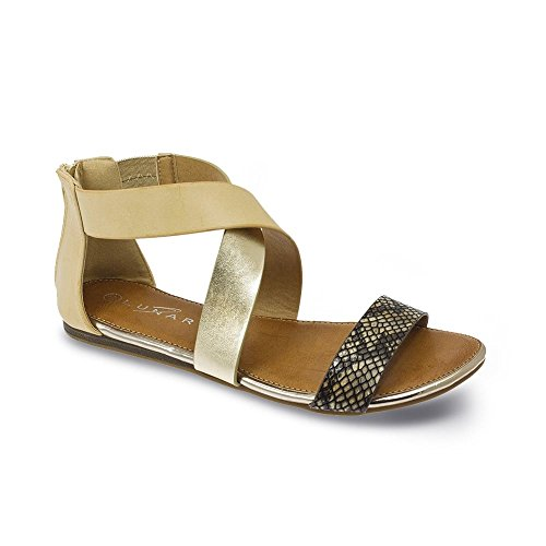 lunar-rogers-gladiator-sandal-in-beige-and-blue-with-metallic-strapping-345678-7-beige