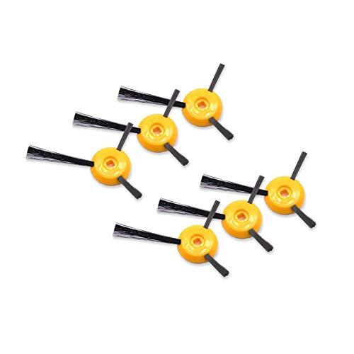 N RV700 RV720 RV750 RV750C RV755 Ersetzen der Seitenbürstenfilter Seitenbürste Ersetzen Sie das Filterelement durch Gelb (die Neue Gegenlinie) ()