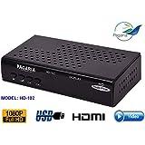 PAGARIA 1080p Full-HD Ultra Portable Digital Media Player