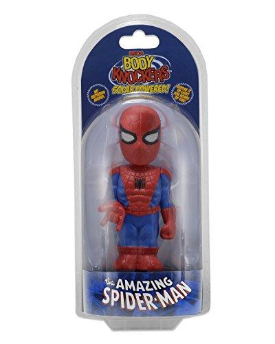 Marvel Comics Figura Movible Body Knocker Spider-Man 15 cm 1