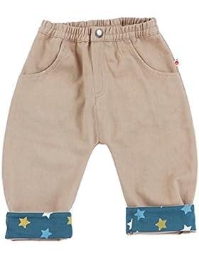PICCALILLY in cotone organico Bambino Beige Pantaloni